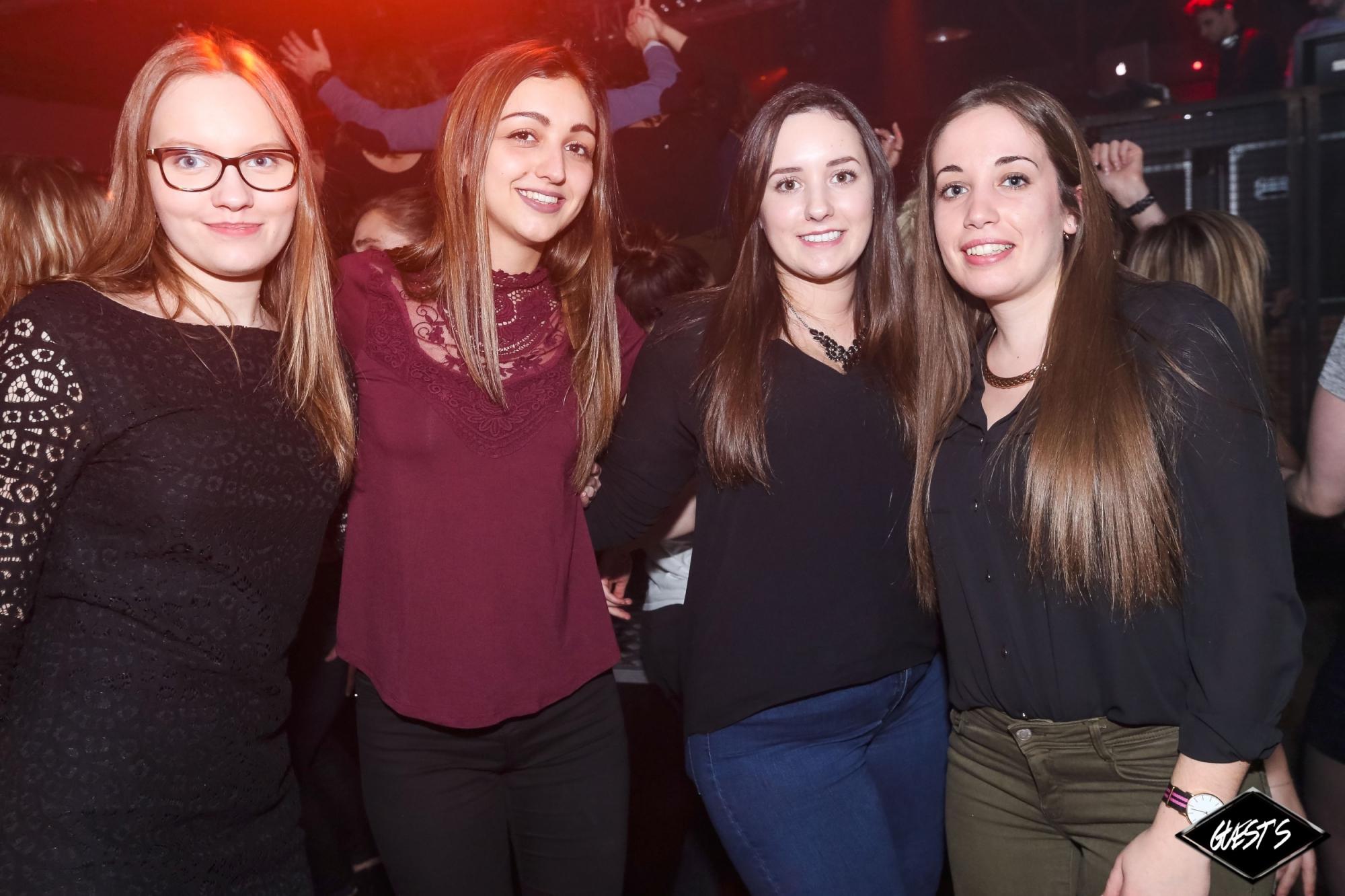 Just 4 Girlz - Vendredi 24 Mars 2017 - 08