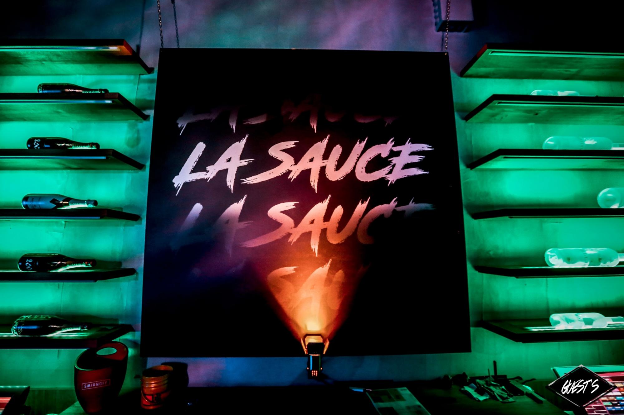 La Sauce Drake Edition - Vendredi 31 Mars 2017 - 01