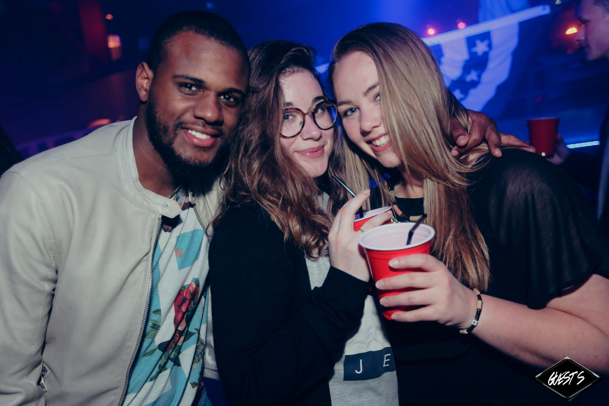 American Party by Campus Club - Jeudi 13 Avril 2017 - 01