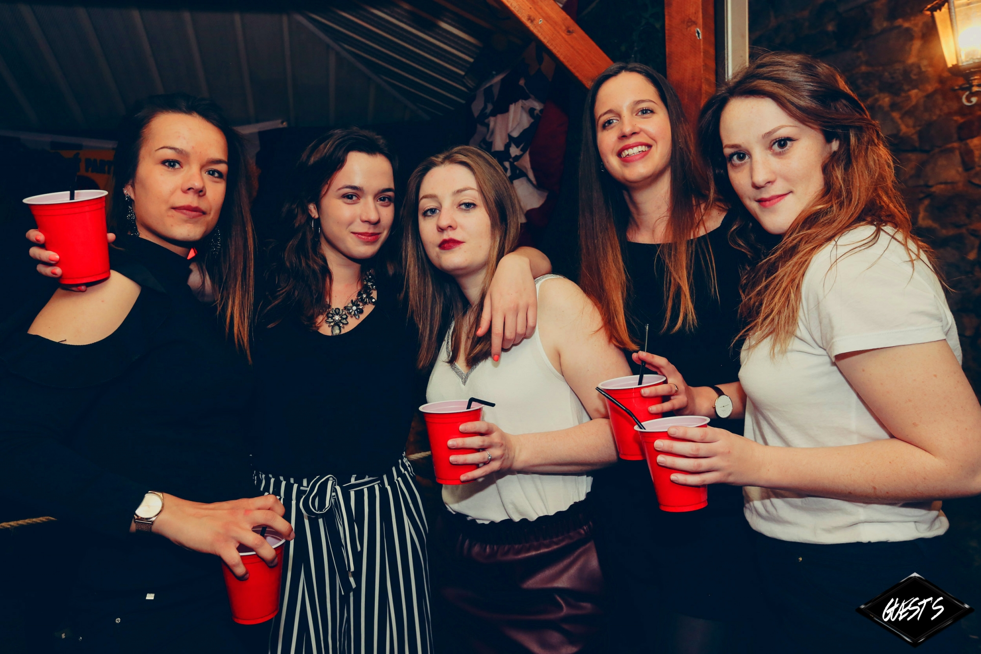 American Party by Campus Club - Jeudi 13 Avril 2017 - 02
