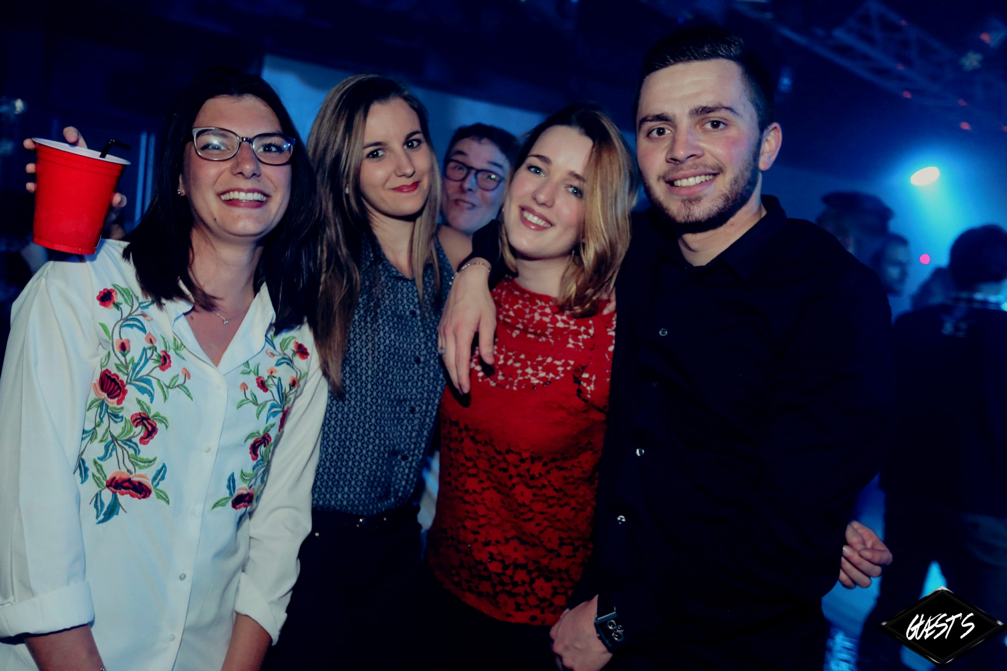 American Party by Campus Club - Jeudi 13 Avril 2017 - 03