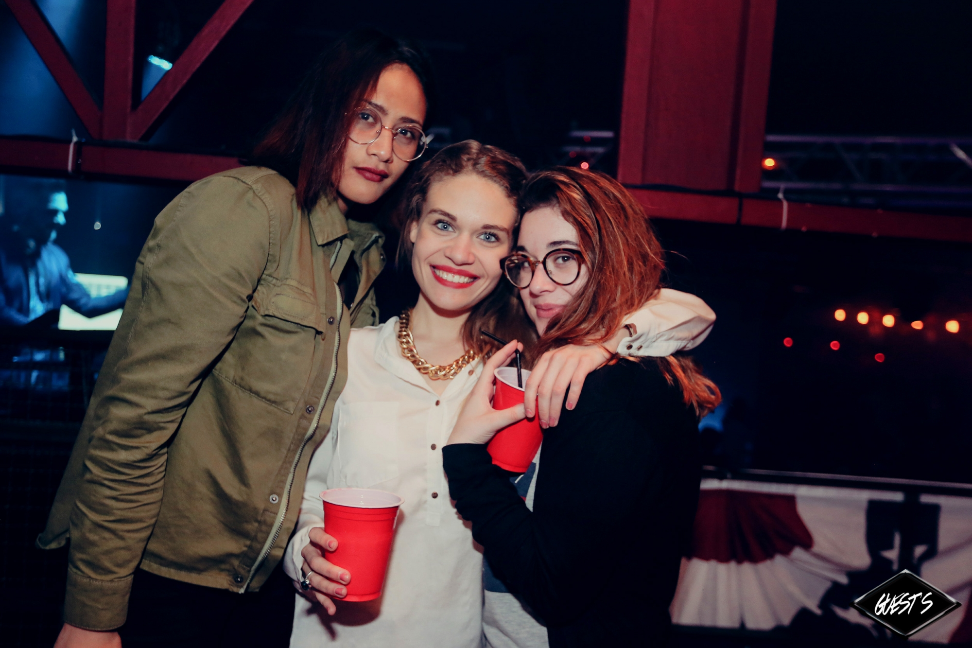 American Party by Campus Club - Jeudi 13 Avril 2017 - 05