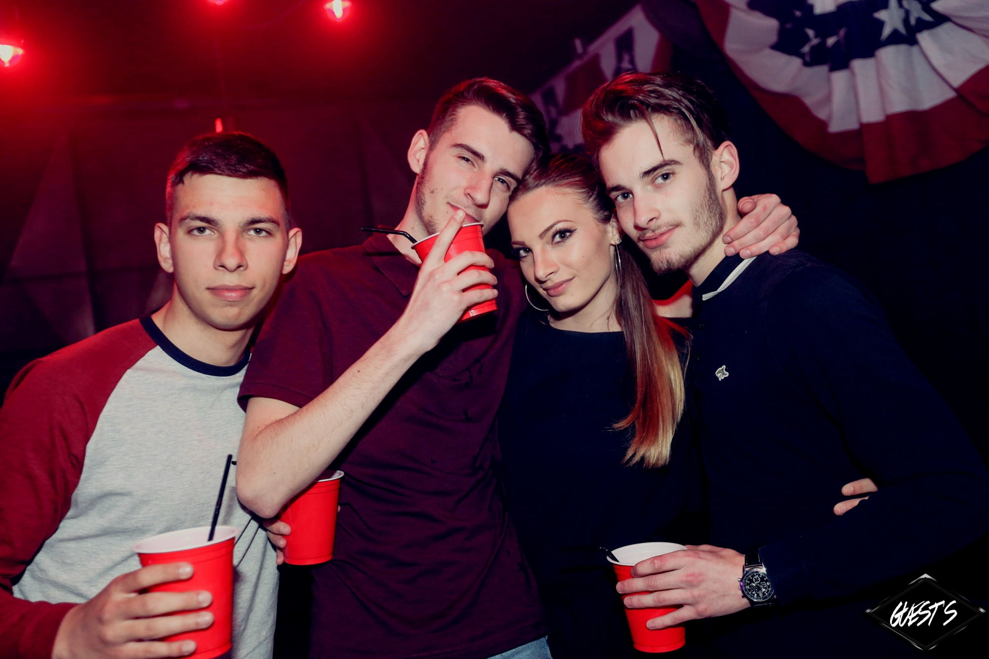American Party by Campus Club - Jeudi 13 Avril 2017 - 06