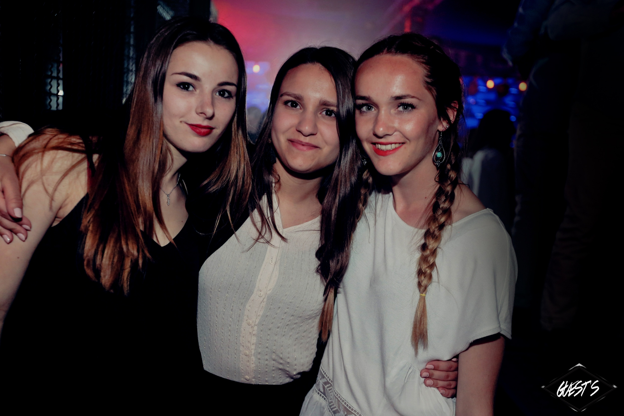 American Party by Campus Club - Jeudi 13 Avril 2017 - 07