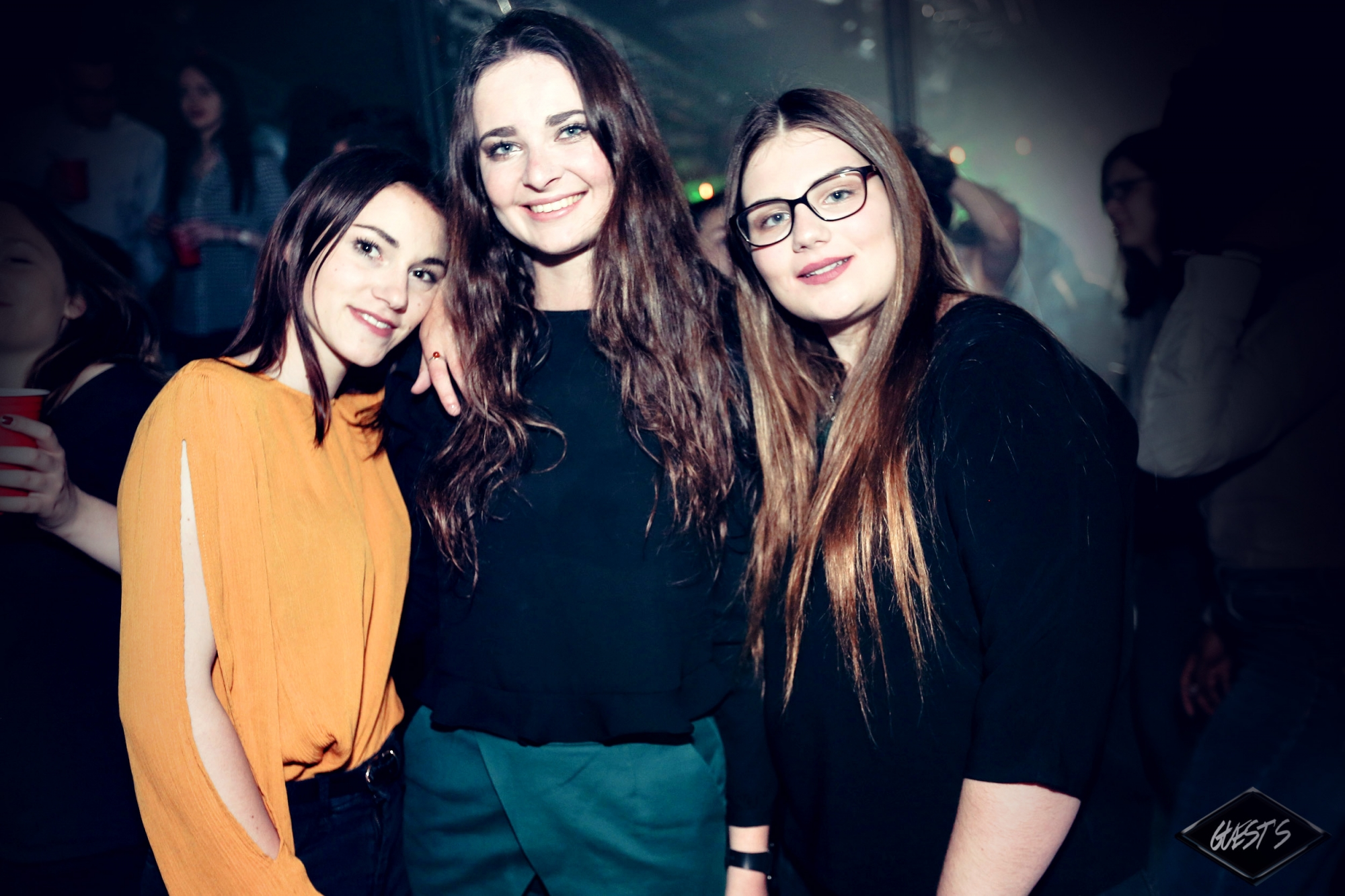 American Party by Campus Club - Jeudi 13 Avril 2017 - 09