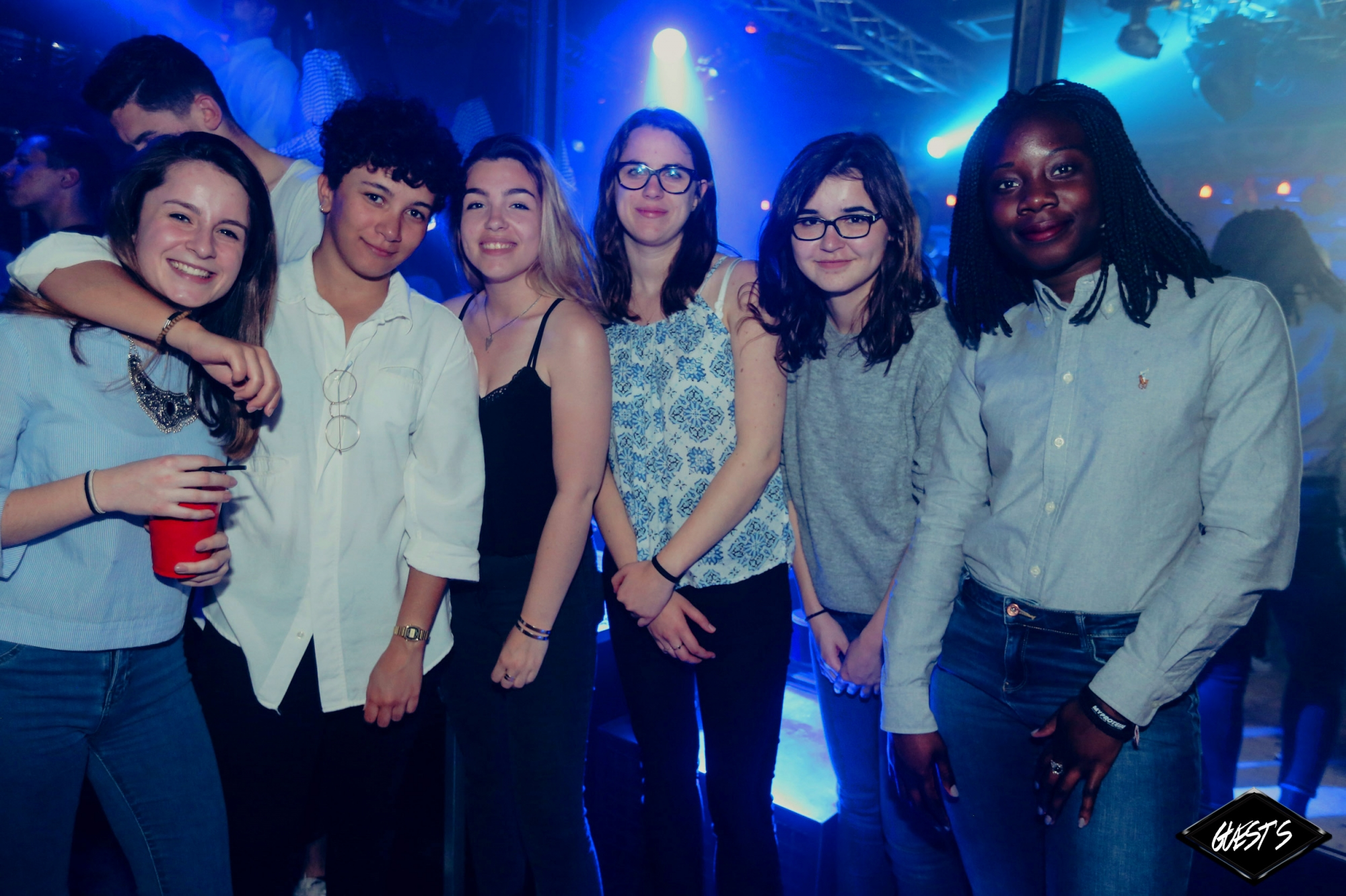 American Party by Campus Club - Jeudi 13 Avril 2017 - 10