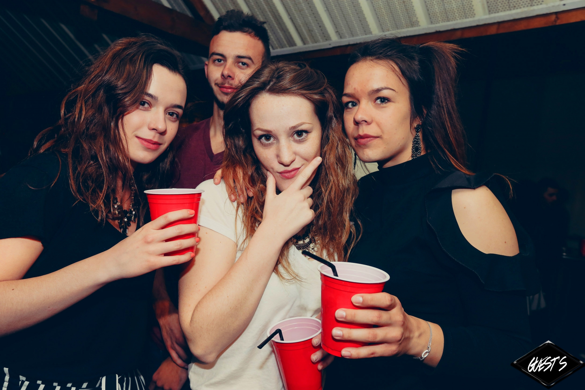American Party by Campus Club - Jeudi 13 Avril 2017 - 12