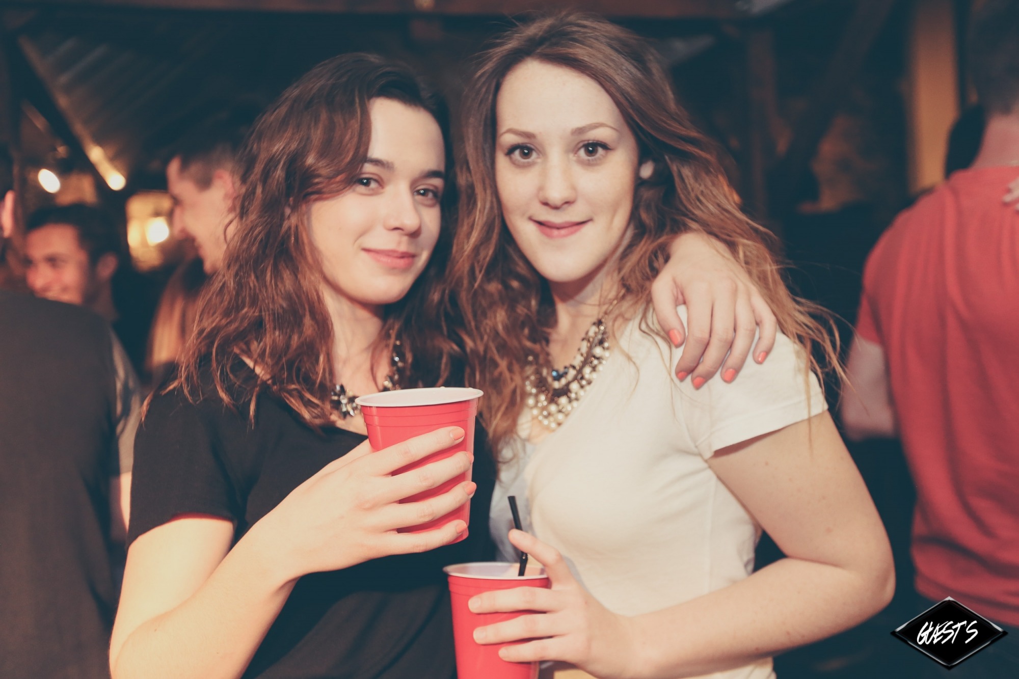 American Party by Campus Club - Jeudi 13 Avril 2017 - 22