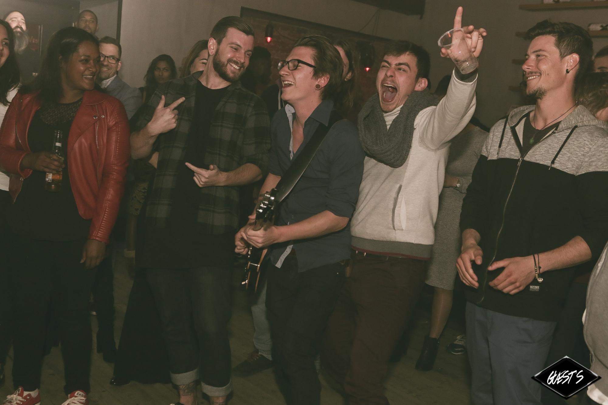 Quizz Musical Live Band - Mercredi 26 Avril 2017 - 02